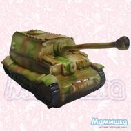 Торт с танком World of Tanks